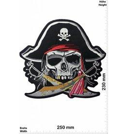 Pirat Pirat Totenkopf - Pirate Skull - 25 cm - BIG