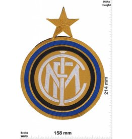 FC Inter Mailand FC Inter Mailand - 21 cm - BIGPATCH -Soccer Italy