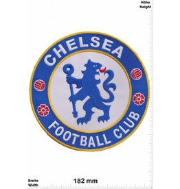 Chelsea Chelsea Football Club - 18 cm - BIGChelsea London -  The blaus Since 1905 - Fußball
