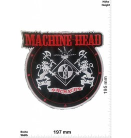 Machine Head Machine Head - 19 cm - BIG Music