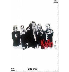 Korn Korn - Band - 24 cm - BIGMusic