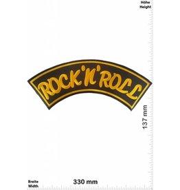 Rock n Roll Rock ' n' Roll - gold - 33 cm - BIGMusic