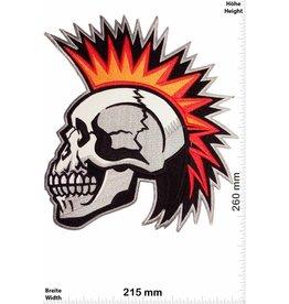 Irokese  Skull - Iroquois - 26 cm