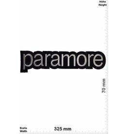 Paramore Paramore - silver - 32 cm