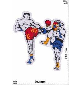 Boxen Muay Thai Boxer I - 21 cm