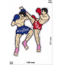 Boxen Muay Thai Boxer II - 19 cm