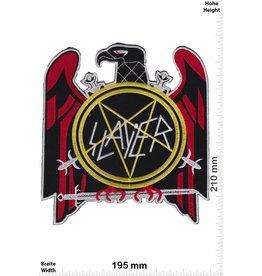 Slayer Slayer -pentagram - 21 cm