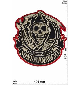 Sons of Anarchy  Sons of Anarchy - 20 cm