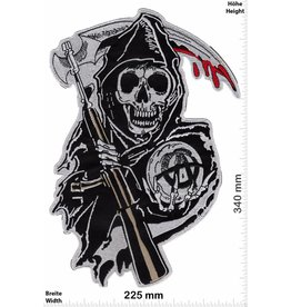 Sons of Anarchy  Sons of Anarchy - 34 cm