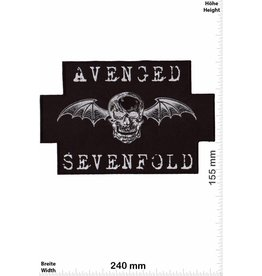 Avenged Sevenfold Avenged Sevenfold - 24 cm