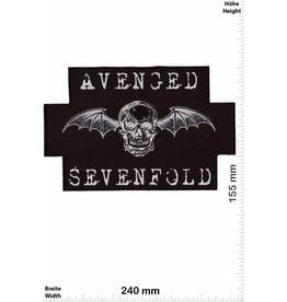Avenged Sevenfold Avenged Sevenfold - 24 cm
