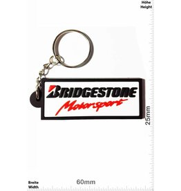 Bridgestone BRIDGESTONE  Motorsport -  black   white