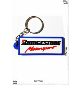 Bridgestone BRIDGESTONE  Motorsport -  blau   weiss