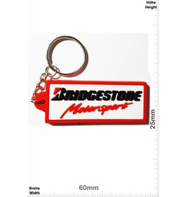 Bridgestone BRIDGESTONE  Motorsport -  red   white