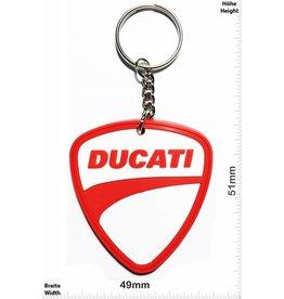 Ducati Ducati - logo - rot