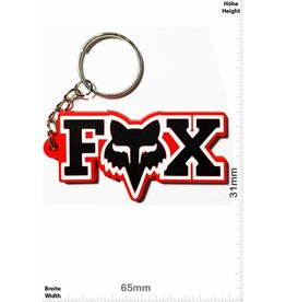 Fox FOX -  rot  schwarz