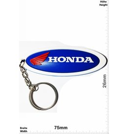 Honda HONDA - long -  weiss  blau