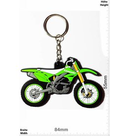 Kawasaki KAWASAKI - Motocross BIKE  - green