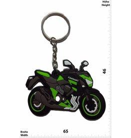 Kawasaki KAWASAKI - MOTORRAD - BIKE  - grün