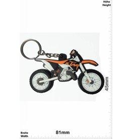 KTM KTM - Motocross schwarz -orange - black