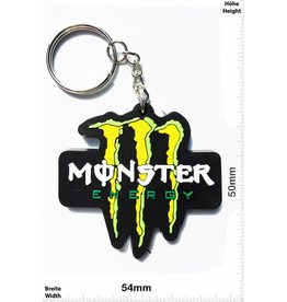 Monster Energy Monster Energy - green