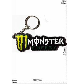 Monster Energy Monster Energy -long green