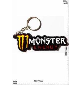 Monster Energy Monster Energy -long red