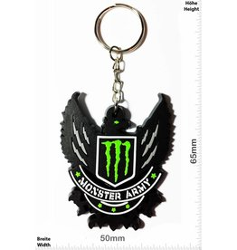 Monster Energy Monster Army -green
