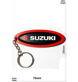 Suzuki SUZUKI - long -  red  black