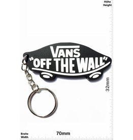 Vans Vans - Off The Wall -  schwarz - Streetwear