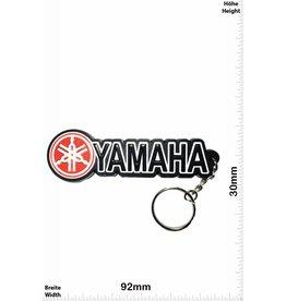 Yamaha Yamaha - Schrift -   black  red