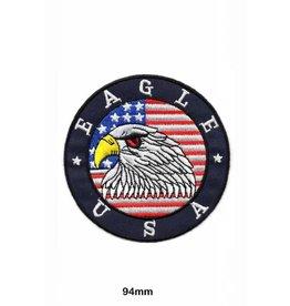 USA Eagle USA - schwarz / schwarz - HQ