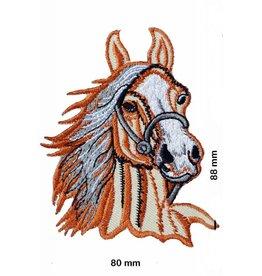 Pferd Pferd - Pferdekopf -    beige
