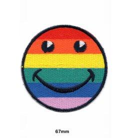 Err:520 Smiley - Smile - Regenbogen