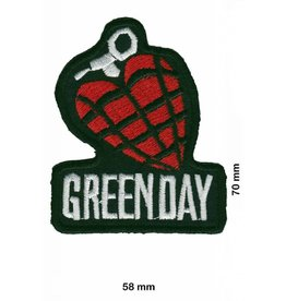 Green Day Green Day - Heart Bomb