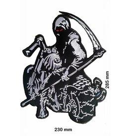 Sensenmann Grim Reaper - Biker - Chopper - 28 cm - BIG