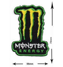 Monster Energy Drink M.  - green