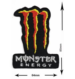 Monster Energy Drink M.  - red