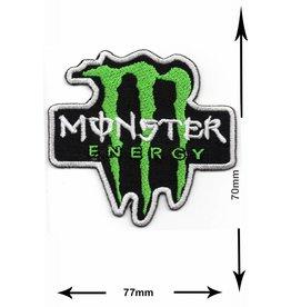 Monster Energy Drink M.  -  grün - grün