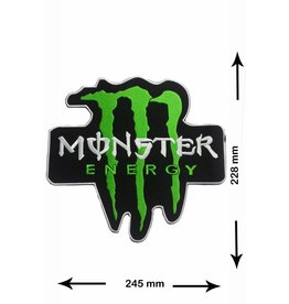 Monster Energy Drink - grün - 24 cm - BIG