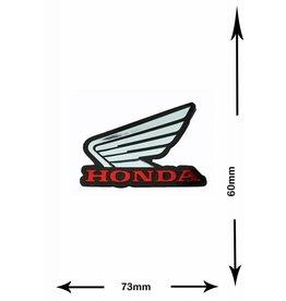 Honda HONDA - 2 pieces  - metal effect -