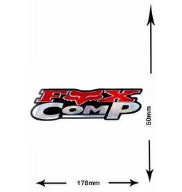 Fox FOX  COMP - 2 Stück  - Glitzereffekt -