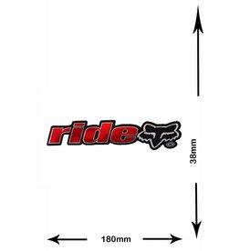 Fox ride FOX - 2 Stück  - Glitzereffekt -