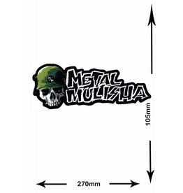 Monster Energy Metal Mulisha - 2 pieces  -