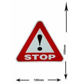 #Mix STOP  - 3 pieces  - BIG