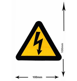 #Mix High Voltage- 3 pieces - 100mm
