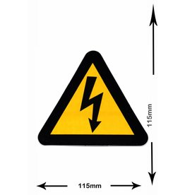 #Mix High Voltage- 3 pieces - 115mm