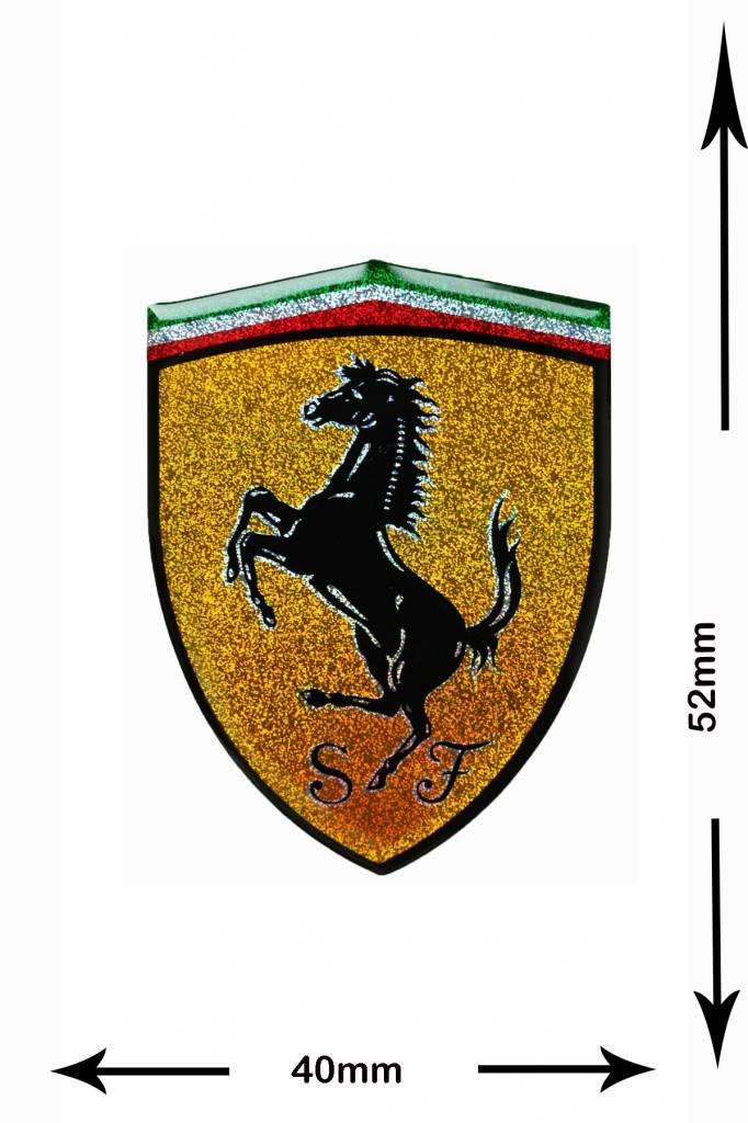 Ferrari Sticker small