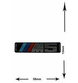 BMW BMW  - M5 - 3D Sticker  -