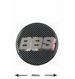 #Mix BBS - 4 Set - for wheels - 3D Sticker  -